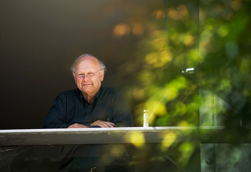 Glenn Murcutt (pictured), architect and 2002 Pritzker Laureate, from Sydney, Australia.