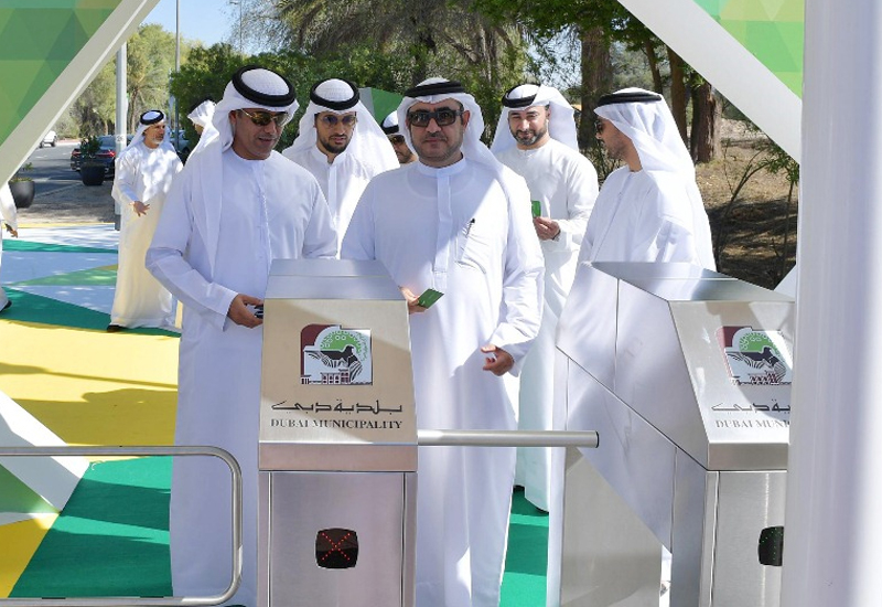 Mushrif Park's Smart Gate will allow visitors to pay entrance fees using RTA Nol cards.