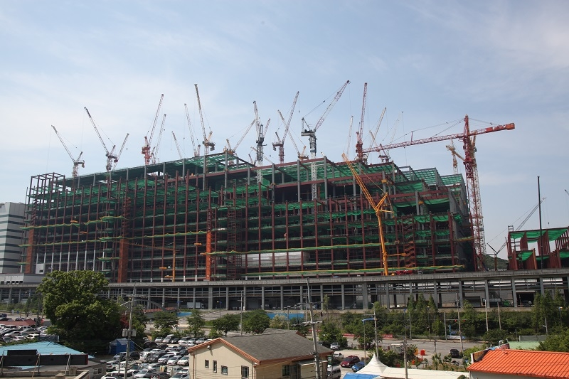 The Samsung factory is one of many projects for NFT in South Korea.