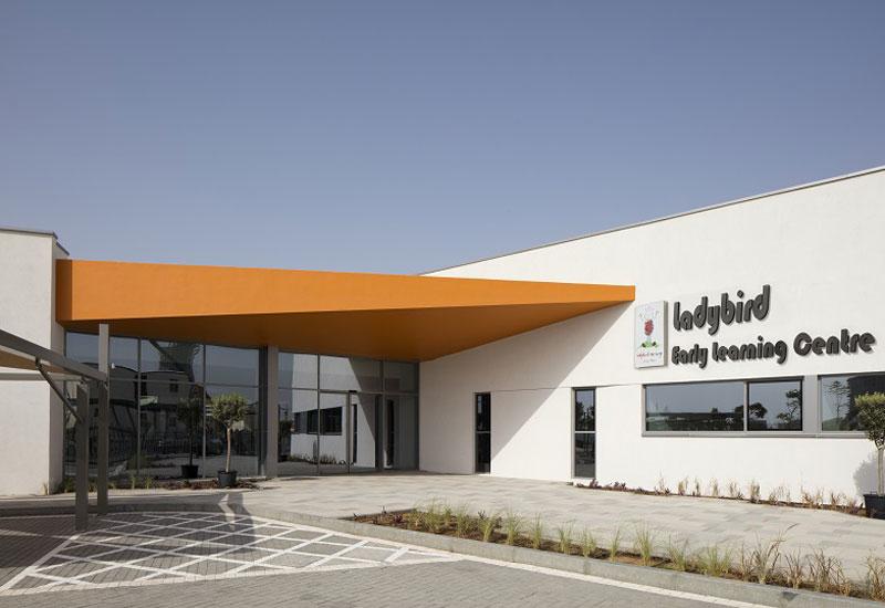 Ladybird Early Learning Centre in Dubai.