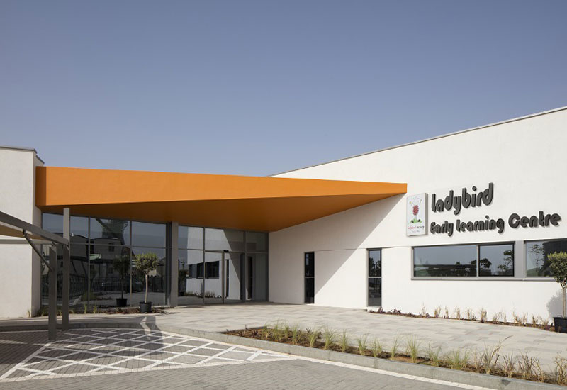 Ladybird Early Learning Centre in Dubai.