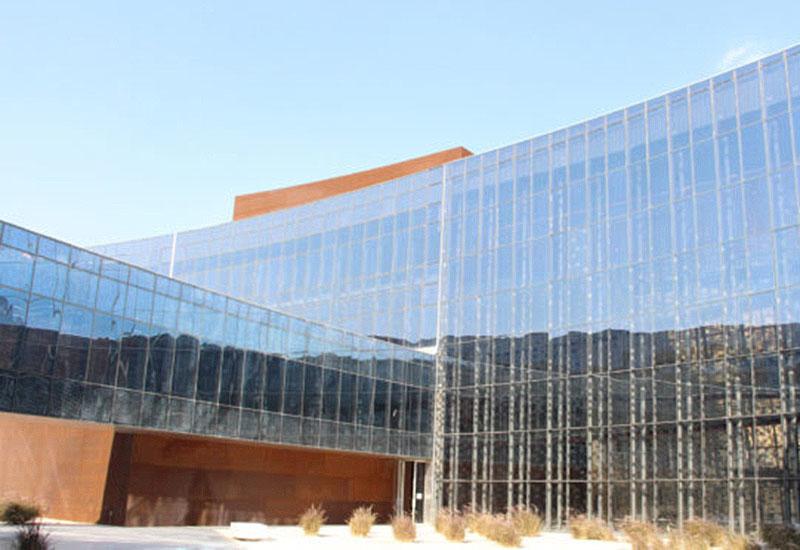 New Northwestern University in Qatar building.