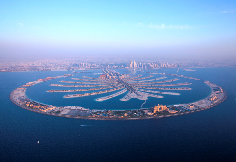 Nakheel handed over 536 completed units to customers during the first three months of the year.