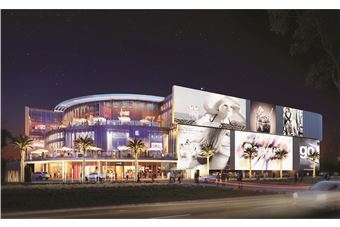 The mall has an estimated development value of $82m [image: Dubai Media Office].