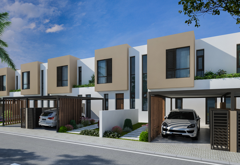 Arada will float the tender for Phase 1 of Nasma Residences at the end of May.