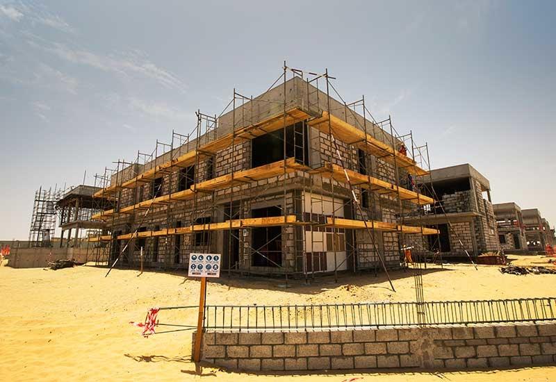 Site Visits, ARADA, Construction, Middle East construction, Nasma Residences, Property development, Sharjah, Sharjah property, Site visit