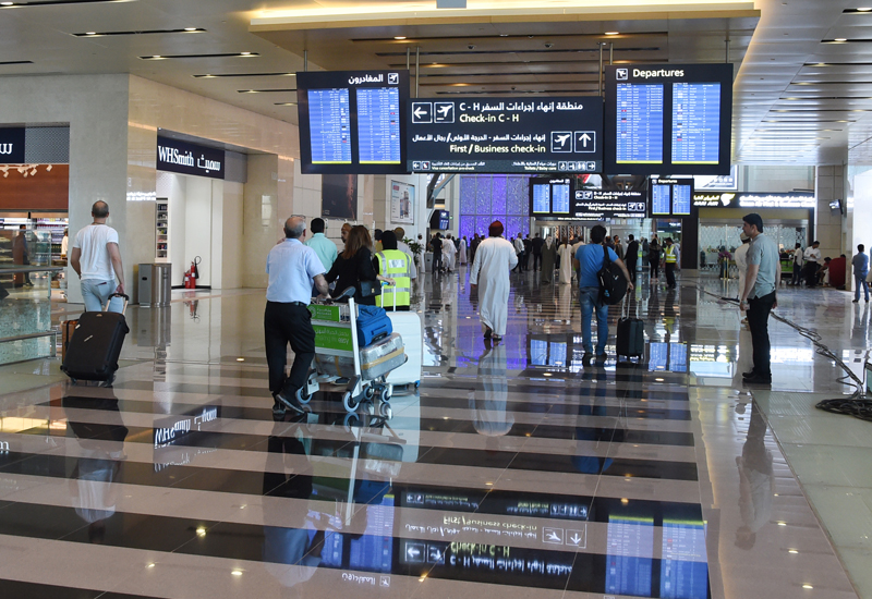 The new Muscat International Airport has commenced operations [image: ONA].
