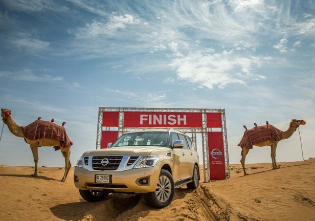 Desert Camel Power will act as a touchstone for Nissan engineers going forward.