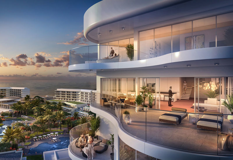 Northbay Residence is one of RAK Properties' projects in the UAE.