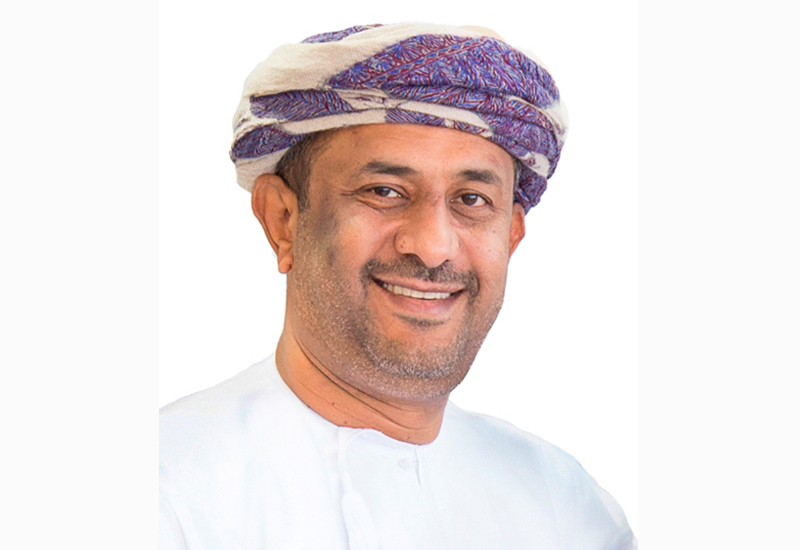 ONEIC's CEO, Rashid bin Mohammed Al Ghailani.
