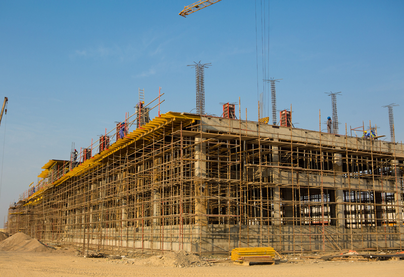 Sandan selected Oman-based Towell as the main contractor for the development.