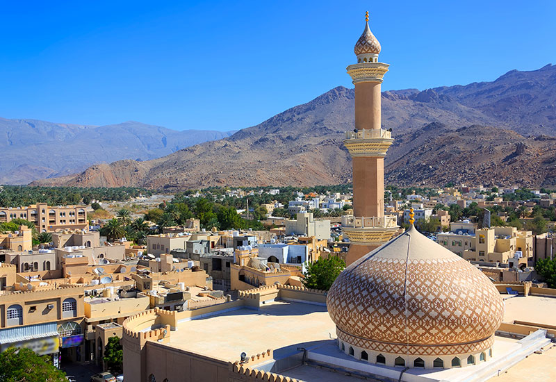 It is cheaper to build in Muscat than it is in the UAE.