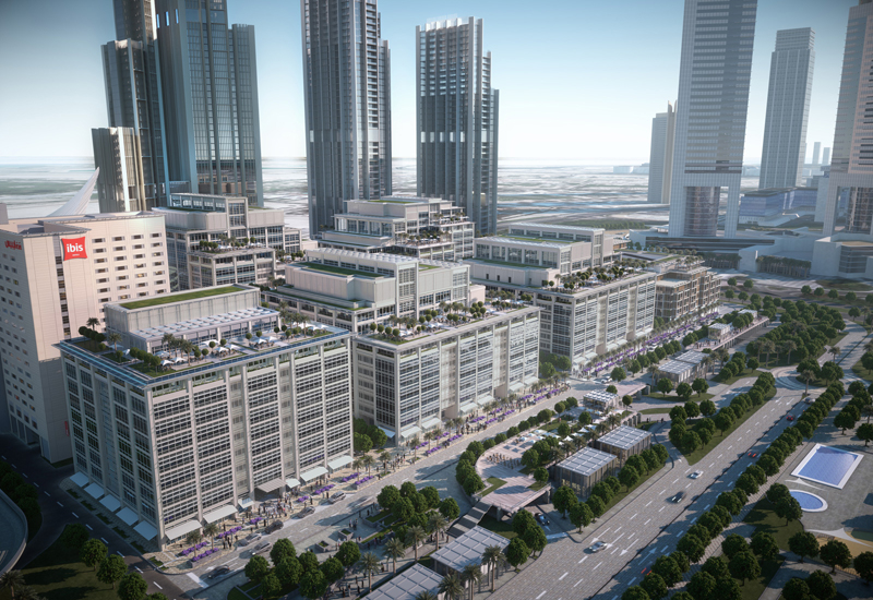 One Central (pictured above) will be situated between Dubai International Convention and Exhibition Centre and Emirates Towers.