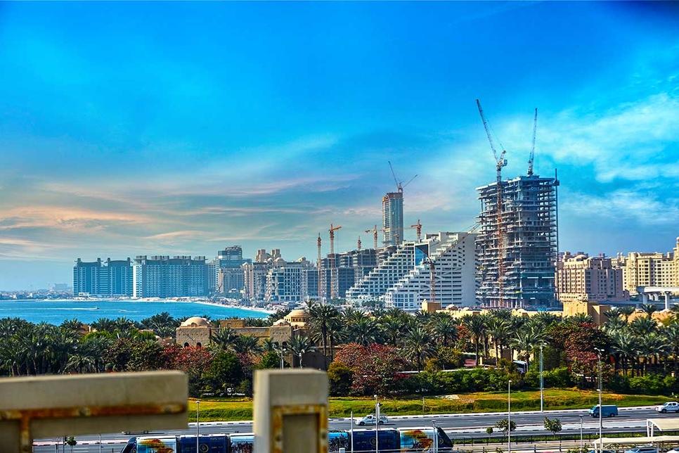 Site Visits, Dubai, Dubai projects, Luxury development, Omniyat, One Palm, Residential, Site visit, The Palm Jumeirah