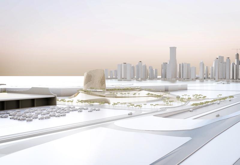 NEWS, Design, Architecture, Doha, Education, Italian architecture firm, Italy, One Works, Qatar, Qatar Rail, Transportation