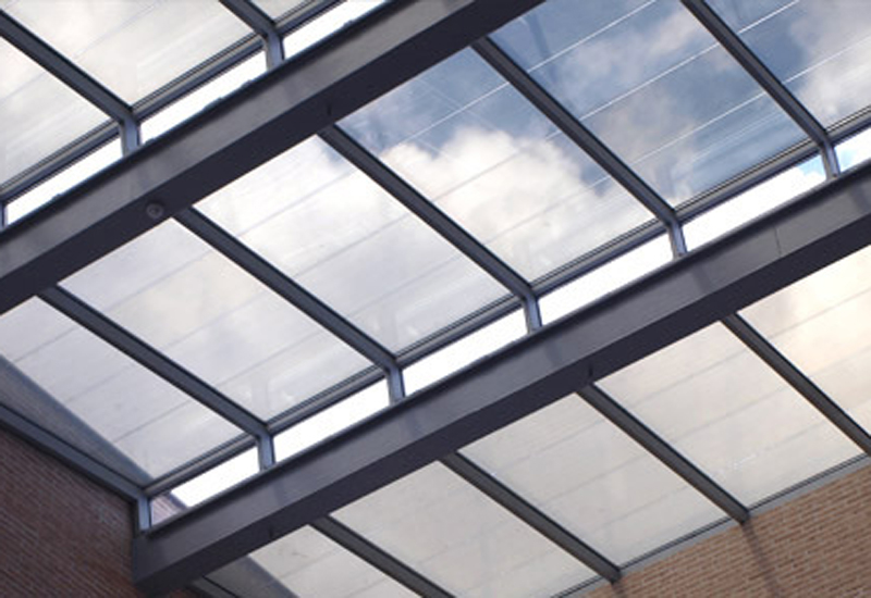 Onyx Solar's photovoltaic (PV) glass generates electricity from solar energy.