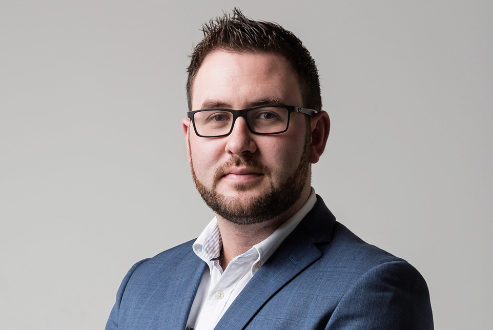 Padraigh McArdle, director, Commtech Middle East