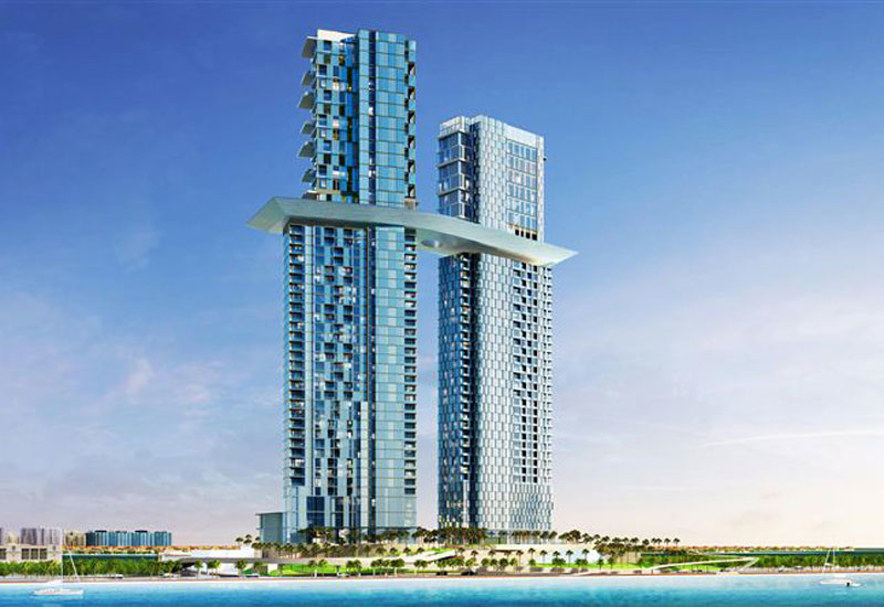 Nakheel's Palm 360, to be managed by Accor Hotels, will be completed in 2021 [image: Dubai Media Office].