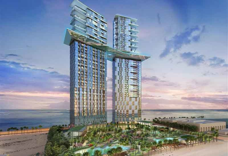 A ground preparation tender has been released by Nakheel for Palm 360, with a construction tender due later this year [image: Dubai Media Office].