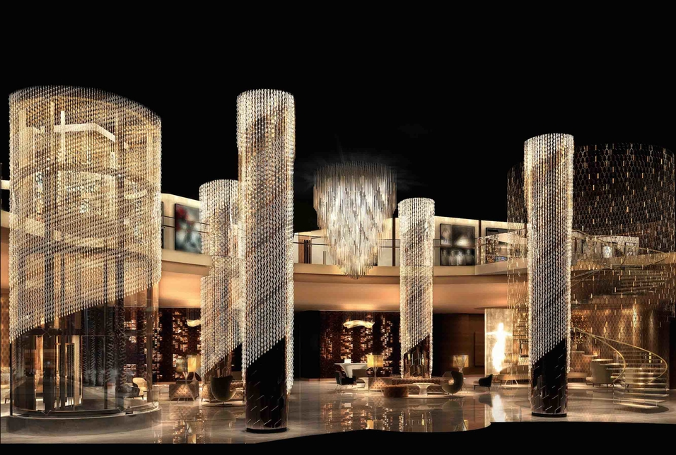 The Paramount Hotel Dubai is expected to open in 2017.
