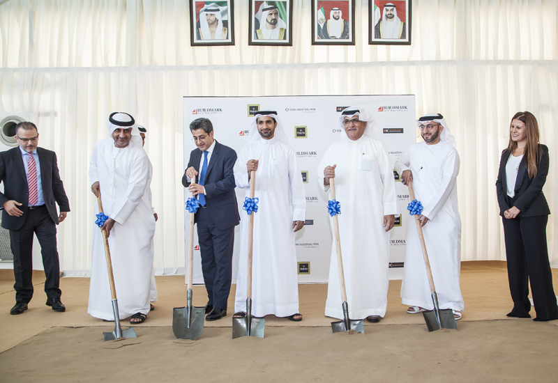 Patchi has broken ground at what looks set to become the Middle East's largest chocolate factory.