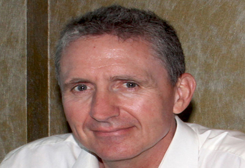 Paul O'Flaherty, CEO for Al Naboodah Group Enterprises.