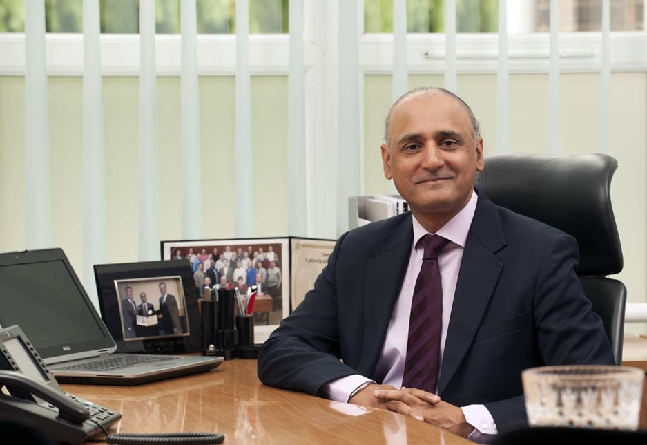 Jaz Gill is now vice president for global sales, marketing, service and parts at Perkins.