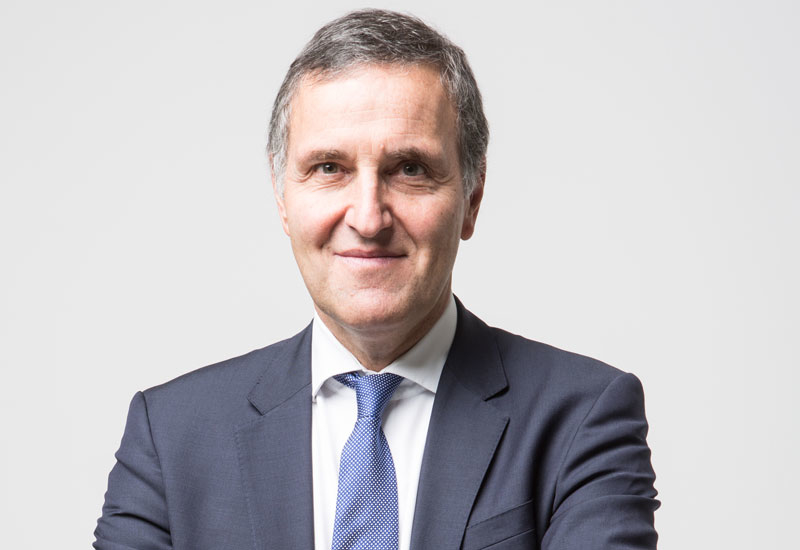 Pierre Shoiry will move to the role of vice chairman of WSP's board of directors.