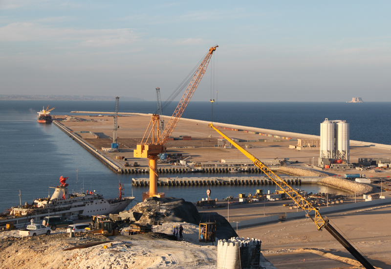 Oman's Port of Duqm has enlisted Envecon and IFS to facilitate its scale-up from a greenfield site to a fully operational harbour.