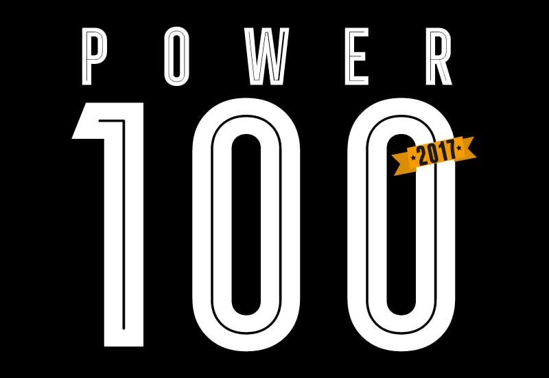 Construction Week's 2017 Power 100 was published earlier this week.