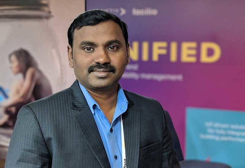 Prabhu Ramachandran, Facilio.