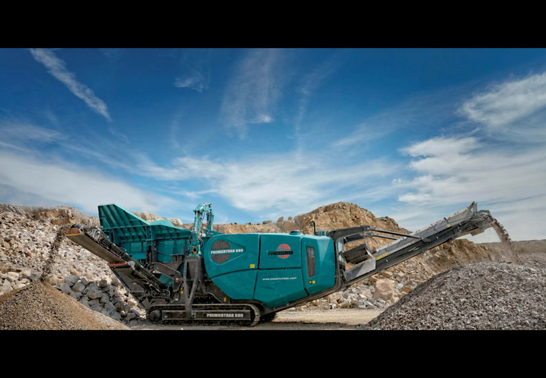 Established in 1966, Northern Ireland-based mobile crushing and screening equipment manufacturer, Powerscreen, will celebrate its 50th anniversary at Hillhead 2016.
