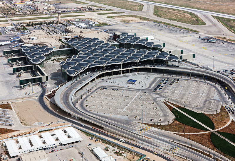 An Abu-Dhabi led consortium has completed the second phase of refurbishment and expansion works at Amman's Queen Alia International Airport. [ITP Images]