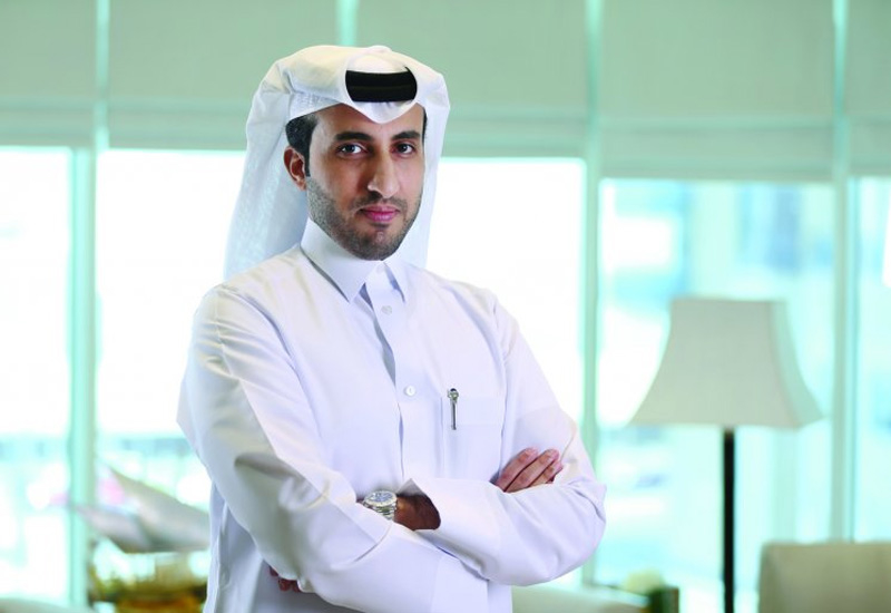 Faisal Al Sahouti, the CEO of QICDRC.