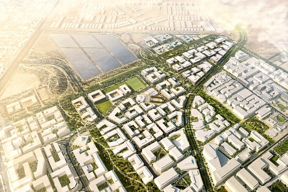 Approximately 2,000 apartments are either under construction or in design through Masdar or third-party investors.