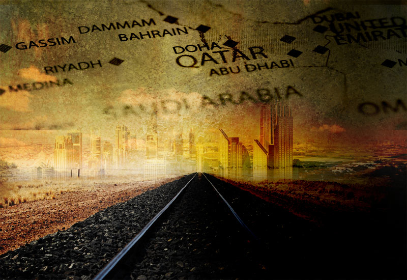 SPECIAL REPORTS, Projects, GCC rail, Gcc rail projects, Oil prices, Rail industry, Rail projects in the Middle East, Transport