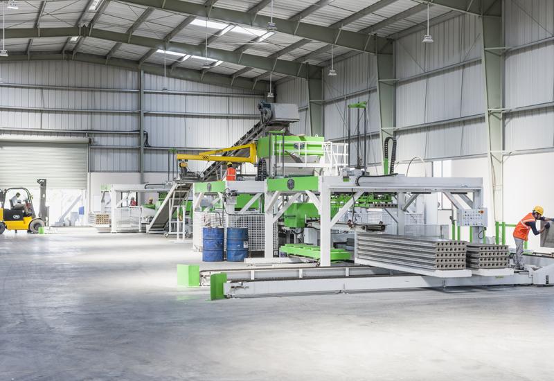 RAK Precast will use Elematic Acotec Pro technology to produce non-load bearing interior precast wall panels in the UAE.