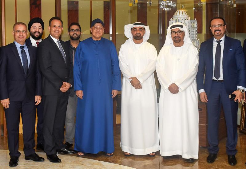Al Habbai Contracting was awarded RSG's deal to build the Sabah Rotana hotel in Dubai.