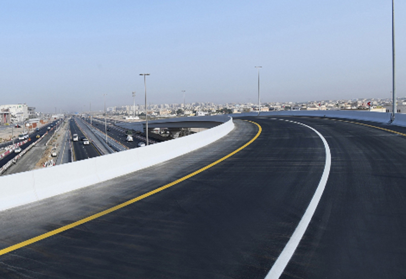 RTA opened Phase 1 of its road expansion project on 14 July.