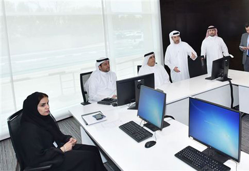 HE Mattar Al Tayer visited the BIM centre located within RTA's head office [image: Dubai Media Office].