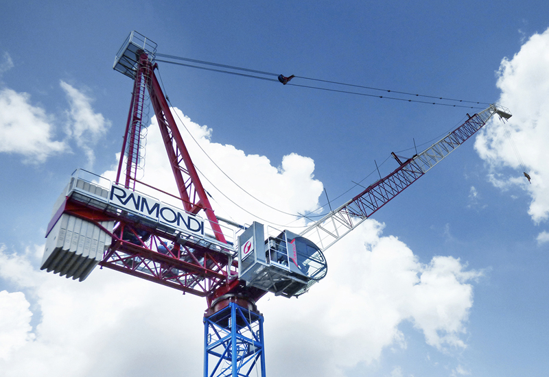 Raimondi Cranes will use CONEXPO-CON/AGG 2017 to showcase a selection of its latest products to prospective customers in North America.
