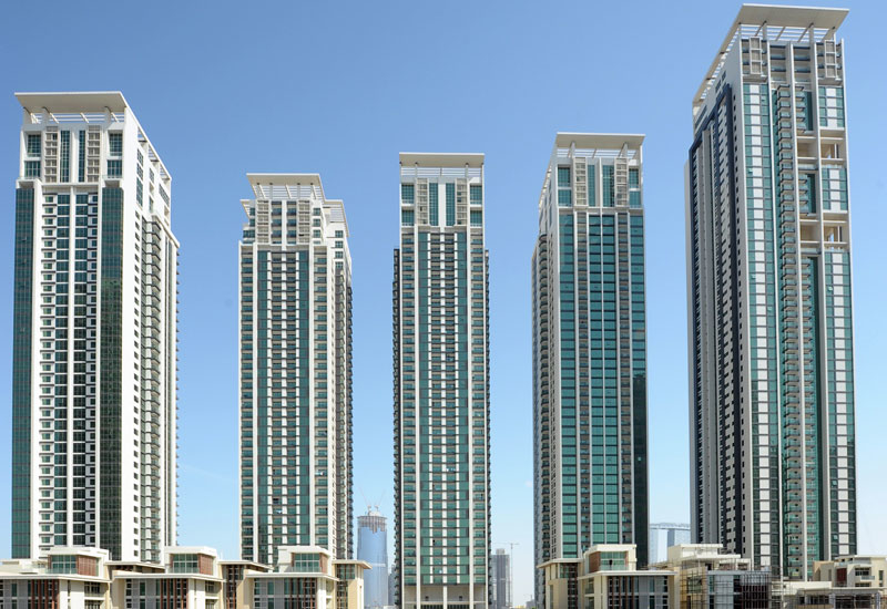 Toshiba Elevator Middle East worked on the Marina Square project at Al Reem Island in the UAE.