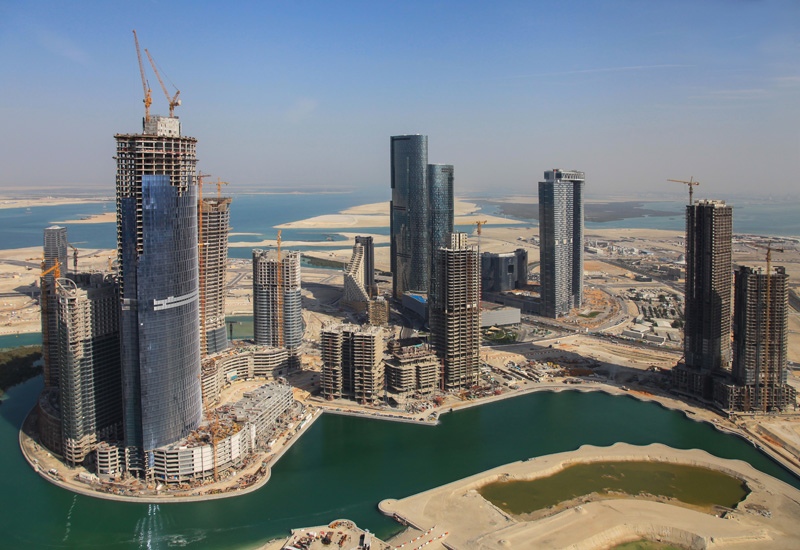 Al Reem Island has been named as the most popular area for apartment rentals and purchases in Abu Dhabi.