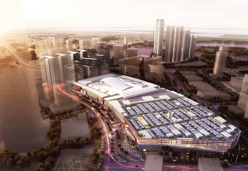 Reem Mall, developed by NREC in partnership with UPAC, will deliver 18.5ha of leasable area.