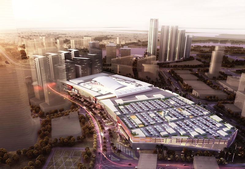 Reem Mall has been awarded an Estidama 2 Pearl Design Rating by Abu Dhabi Urban Planning Council (UPC).