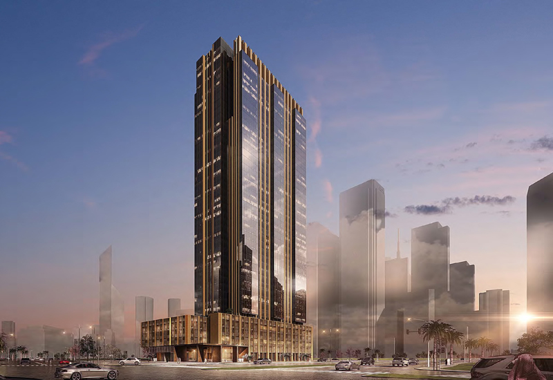 Once construction begins, Reem Tower is expected to take approximately two and a half years to complete.