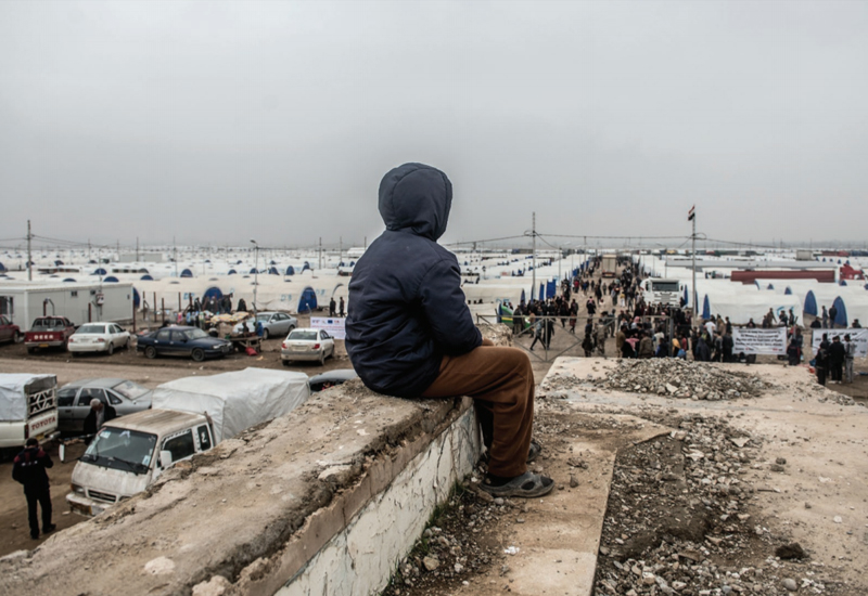 Mott MacDonald hopes that its five-step plan will help ease the global refugee crisis.