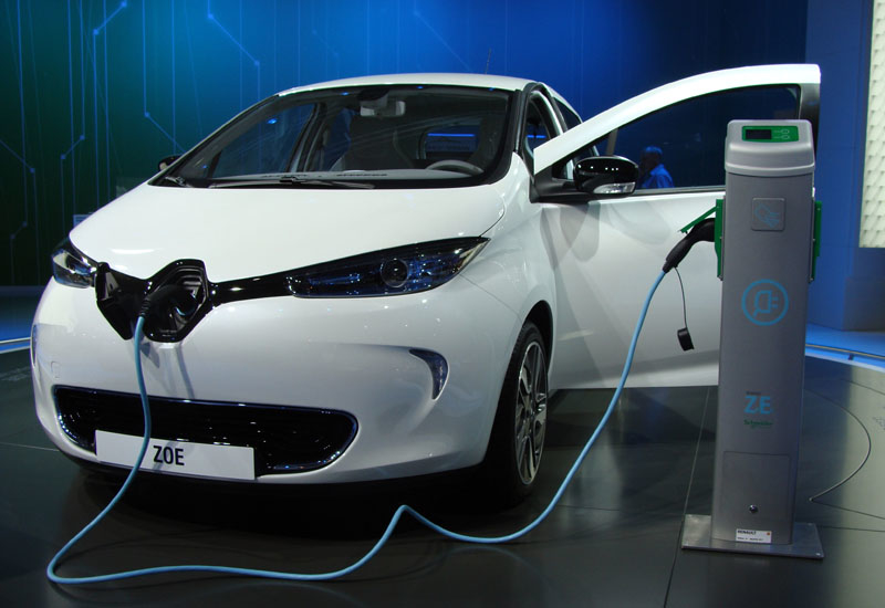 Selfdrive.ae will offer Renault Zoe vehicles that can be recharged at DEWA facilities for free [representational image].