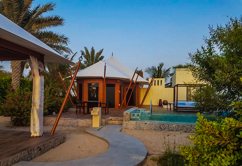 Ras Al Khaimah's second Ritz-Carlton property will open following a $10m renovation of Al Hamra Village's former Banyan Tree Hotel.