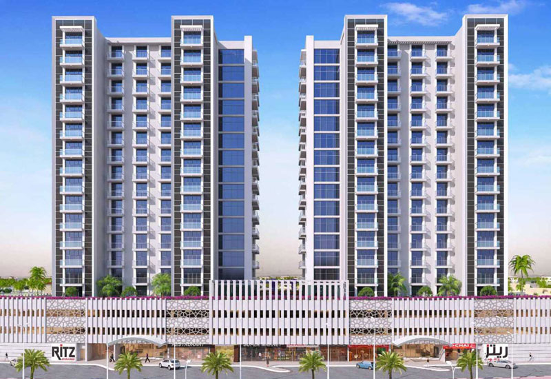 Danube Properties launched the Ritz project last year.